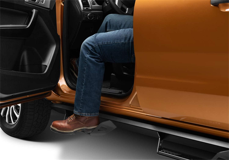 PRF1981CC-TX N-FAB Predator Pro Nerf Steps fits 2019 Ford Ranger Crew Cab Cab Length Textured Black Finish 5 /& 6 Beds