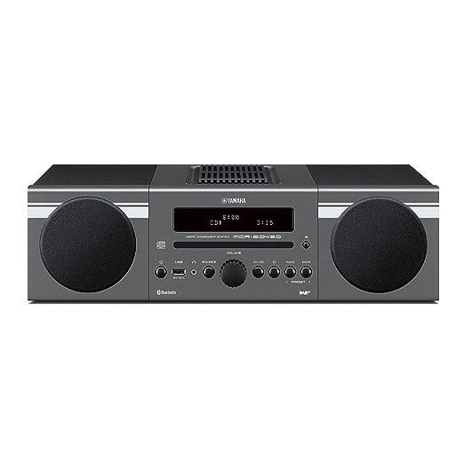 65 opinioni per Yamaha Micro B043 DAB Sistema Micro Hi-Fi, Grigio