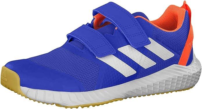 Adidas Fortagym CF Jr, Zapatillas de Competición Unisex Niños ...