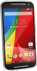 Motorola XT1064 Teléfono Prepagado Nuevo Moto G, 8GB, 2nd Gen, Negro