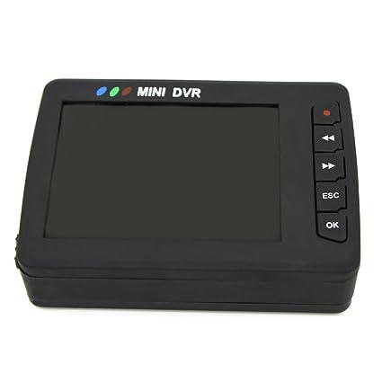 Espía Mini DVR botón con cámara espía espía y mando a distancia y Motion Detection