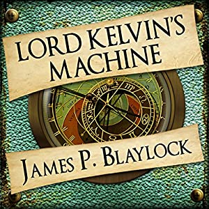 Lord Kelvin's Machine Audiobook