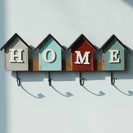 Perchero Percheros Home Anzuelos Decorativos Tienda De Ropa ...
