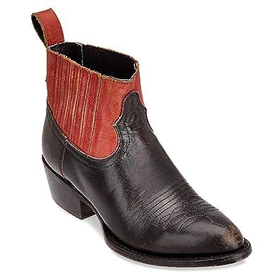 Matisse Women's Mustang Black/Red Boot ...