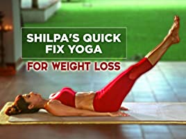 Yoga asanas for full body weight loss