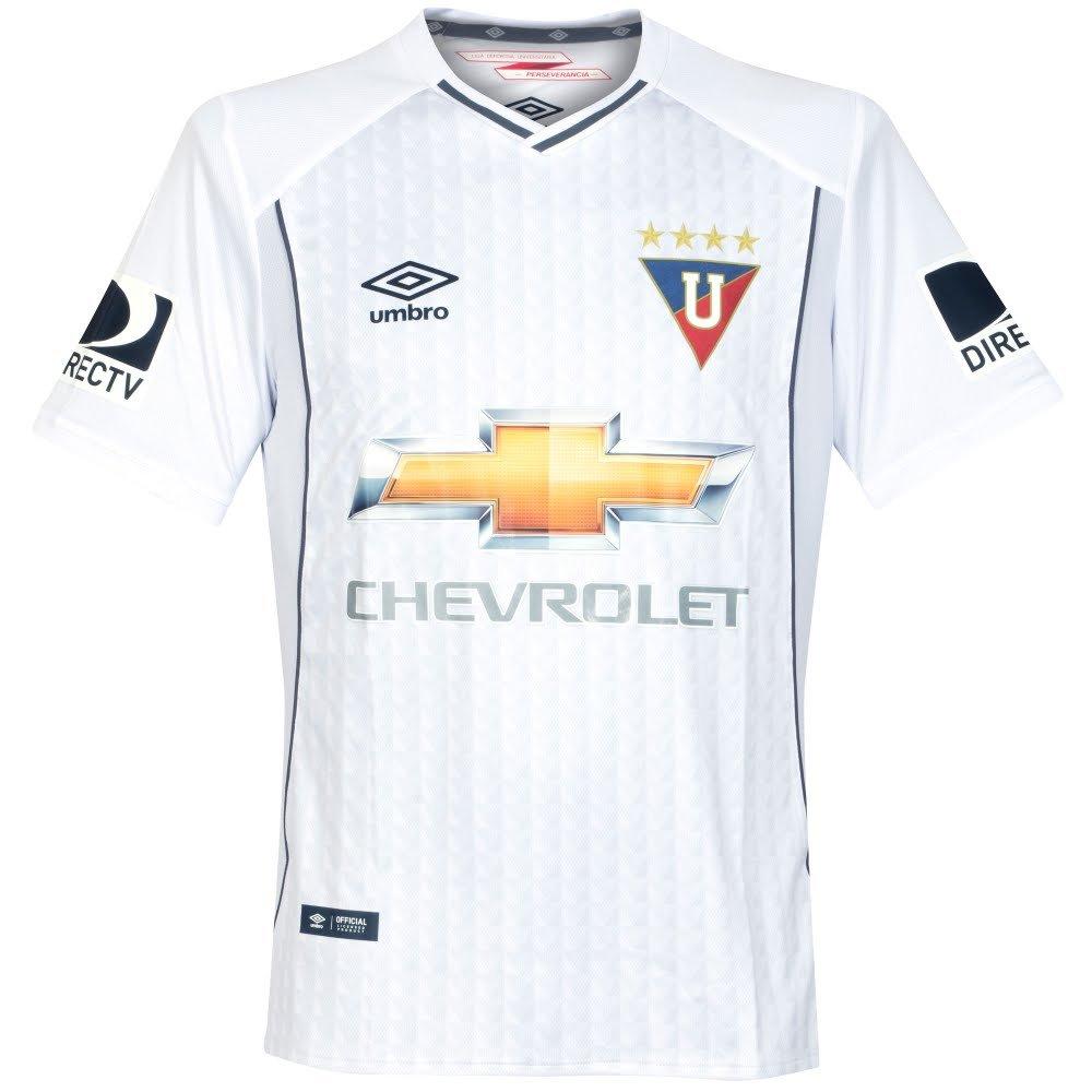 Umbro Liga de Quito Home Trikot 2017