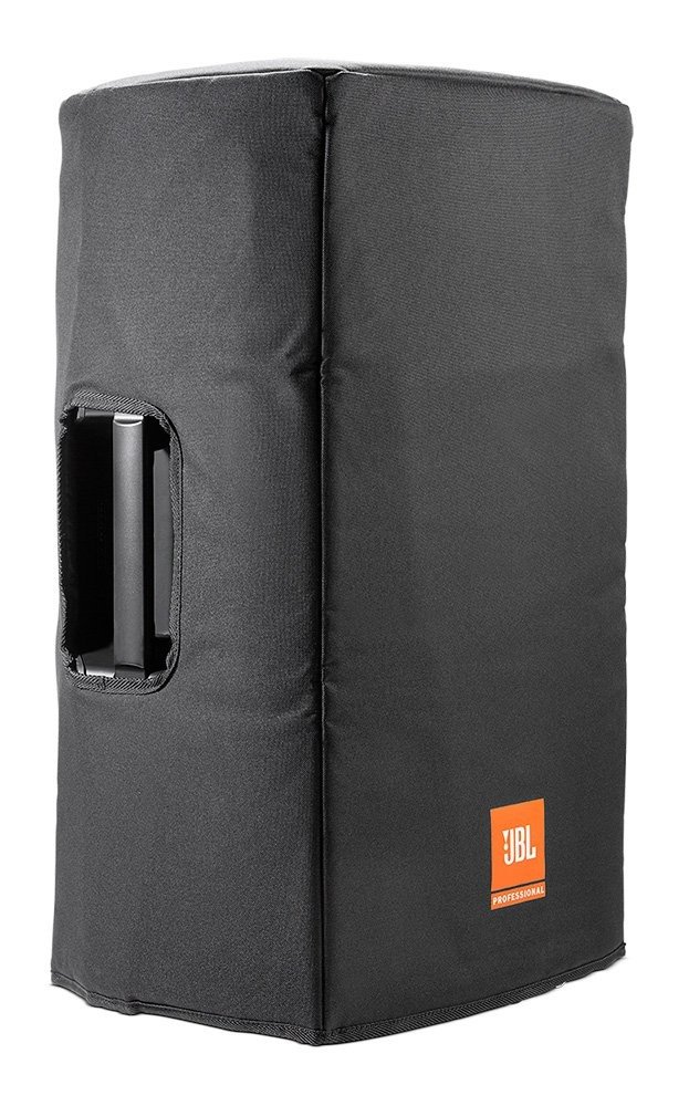 JBL Bags Deluxe Padded Nylon Speaker Cover with Handle Access Points; Fits EON615 (EON615-CVR)
