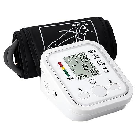 THEE Tensiómetro de Brazo Digital con Detección del Pulso Arrítmico Validado Clínicamente