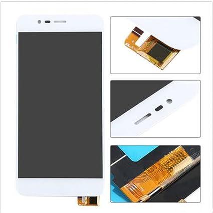 FOR ASUS ASUS Zenfone 3 Max ZC520TL Display im Komplettset LCD Ersatz Für Touchscreen Glas Reparatur (Weiß)