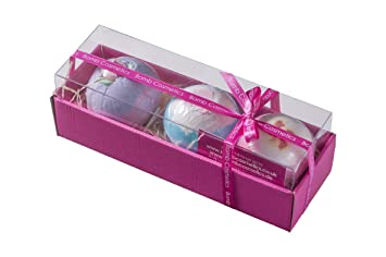 Bomb cosmetics set da regalo con bombe da bagno amazon
