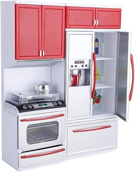 Hakeeta Mini Cocina, Set de Juego Educativo, Miniatura Cocina de ...