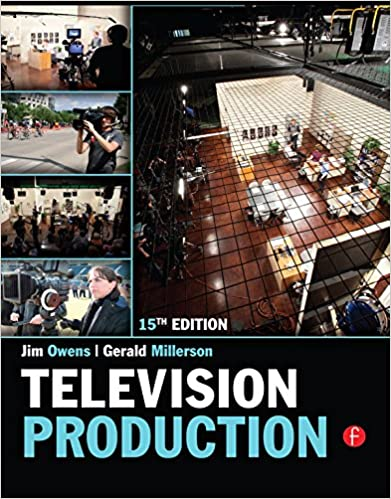 Television production kindle edition by gerald millerson jim television production kindle edition by gerald millerson jim owens humor entertainment kindle ebooks amazon fandeluxe Gallery