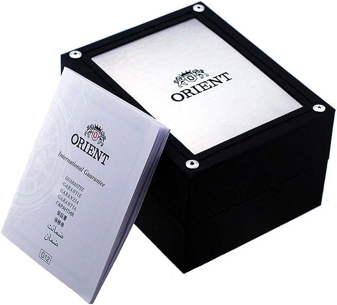 Orient Mako 3 Box