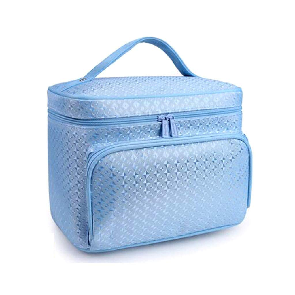 MARYYUN Cosmetic Bag Travel Toiletry Bag for Men Women and Kids. A Perfect Hanging Cosmetic Pouch/Toiletries Organiser for Home/Overnight Make Up Kit by MARYYUN