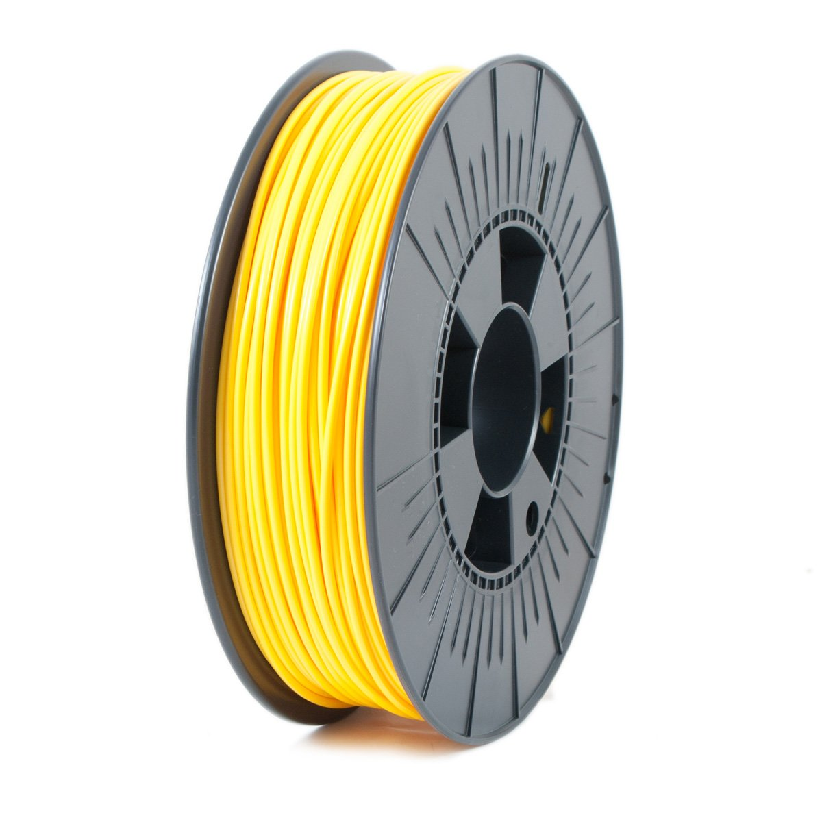 Ice Filaments ICEFIL3PLA014 Filamento PLA, 2,85 mm, 0,75 kg, Amarillo