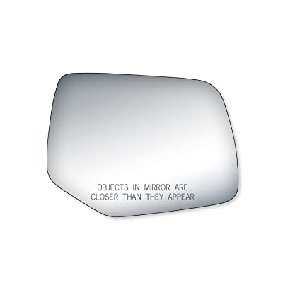 Fit System 90212 Passenger Side Replacement Mirror Glass: Automotive