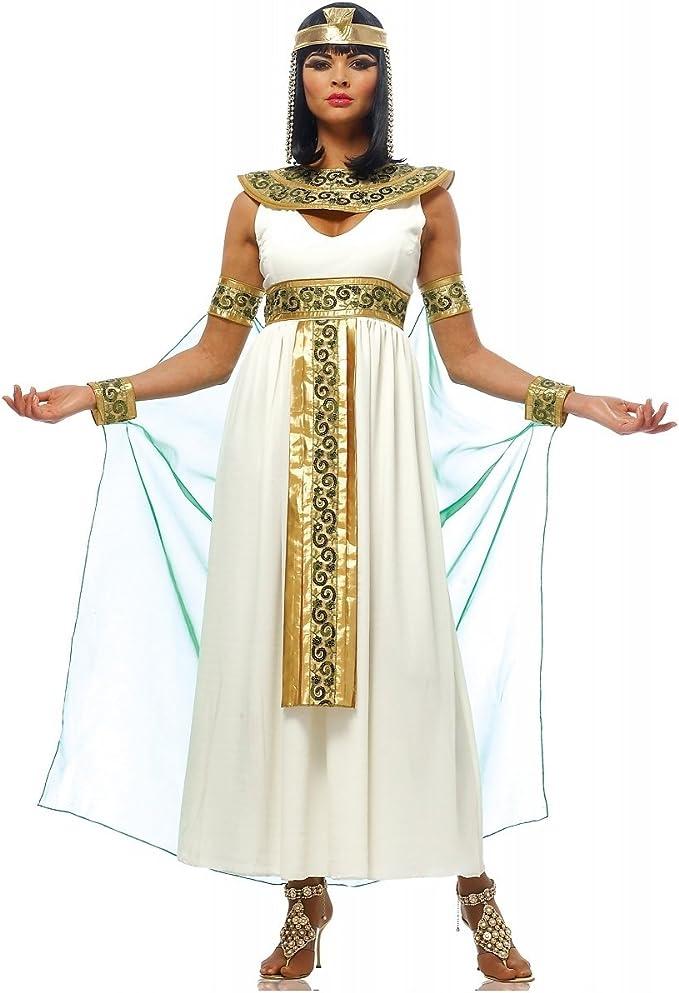 Goddessey Cleopatra - Disfraz de Cleopatra (Talla Mediana): Amazon ...