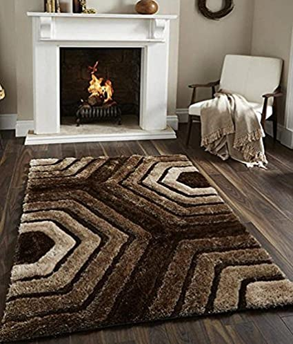 Selective Premium Shaggy Carpet for Living Room (3 x 5 Feet)
