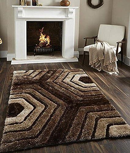 Selective Premium Shaggy Living Room Carpet (4 x 6 Feet)