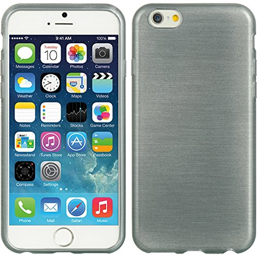 Dream Wireless iPhone 6 Crystal Skin Case Trasparent  - Retail Packaging - Silk ()