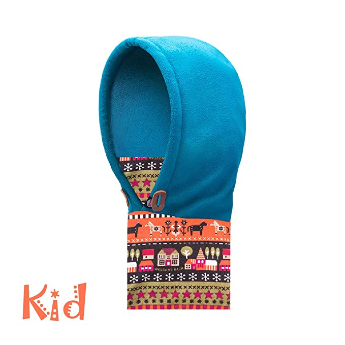 e09c1fa24b64 Azarxis Kids Balaclava Ski Mask Full Face Mask Neck Warmer Caps Hat ...
