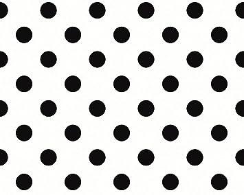 interesting as cration schner wohnen blanco darkness papel pintado blanco with papel de pared blanco y negro - Papel Pintado Lunares