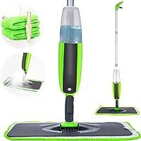 Tencoz Spray Mop Fregona con vaporizador Integrado Limpiador