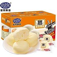 港荣蒸蛋糕点 整箱900g (鸡蛋味)