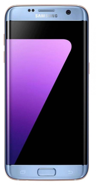 Samsung Galaxy S7 Edge G935v 32GB Smartphone for Verizon Wireless CDMA, Coral Blue (Renewed)