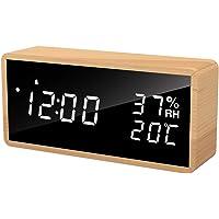 Despertador LED Despertador Digital, Reloj de Mesa