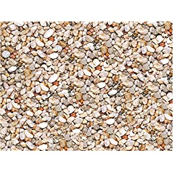 World Wide Imports Aqua Terra River Pebbles, 25 lb