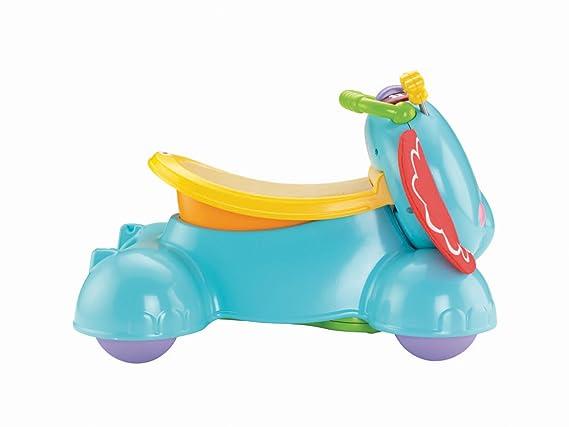 Fisher-Price - Elefante Andador 3 En 1 (Mattel CBN62)