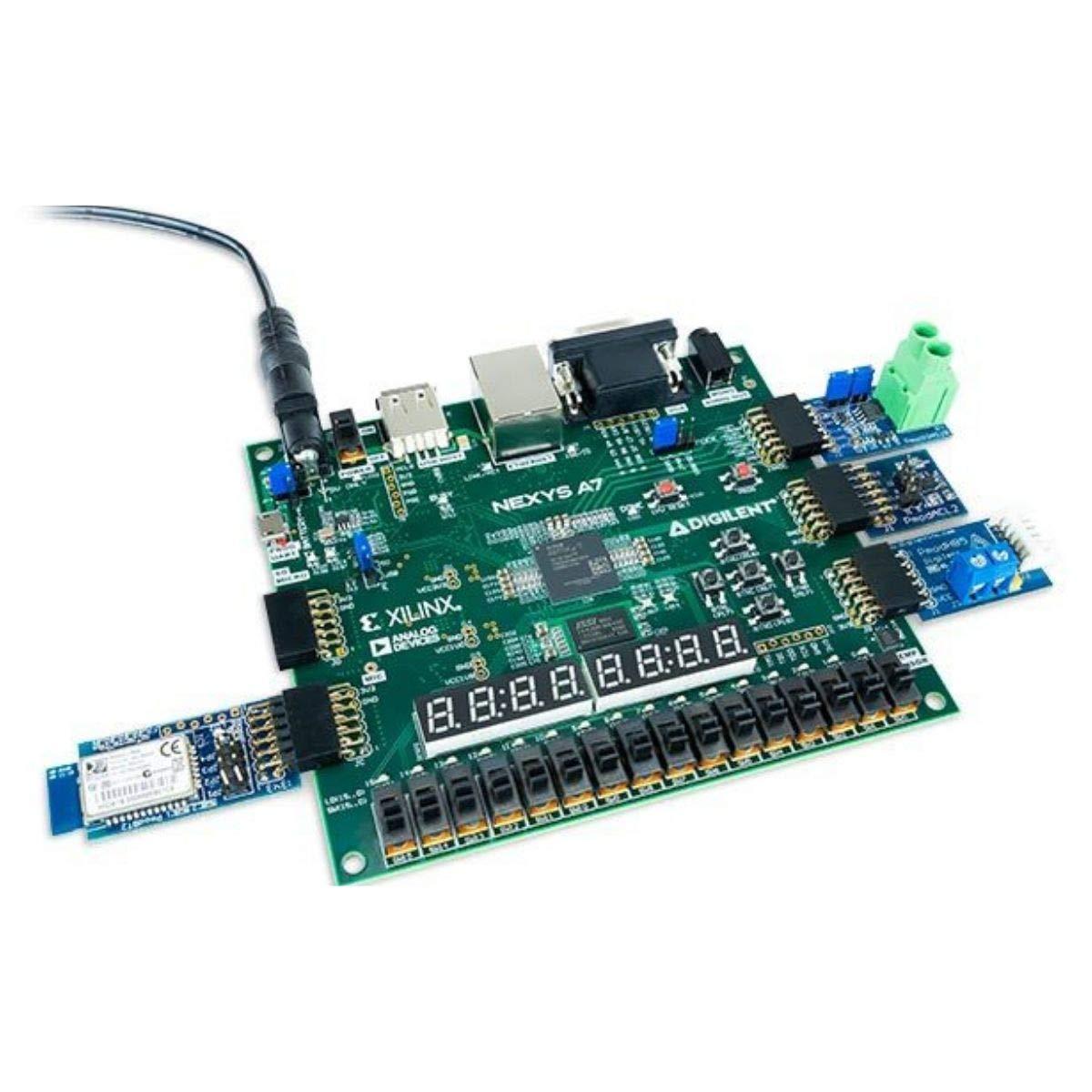 Digilent Nexys 4 DDR Artix-7 FPGA: Trainer Board Recommended for ECE