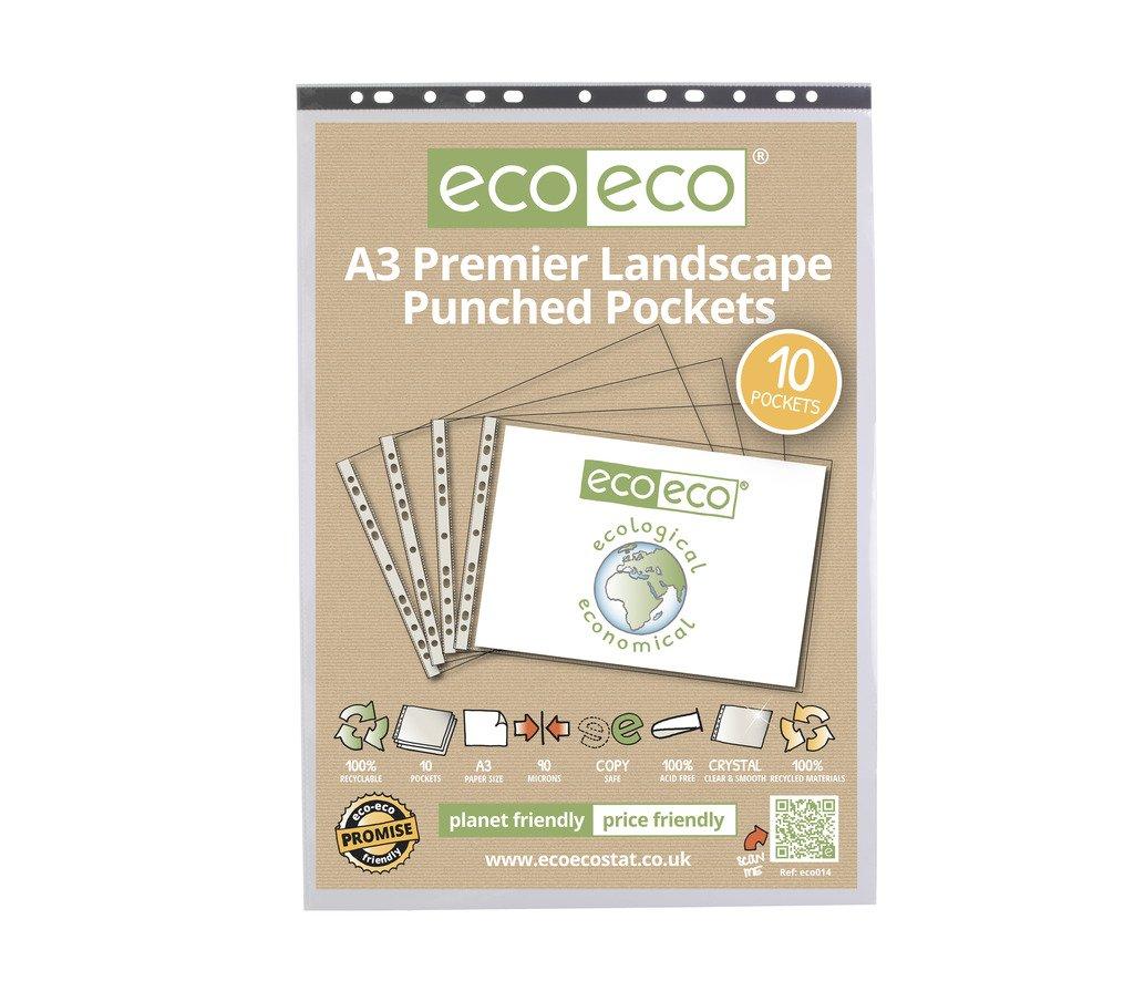 eco - eco reciclado A3 100% Premier documentos perforadas ...