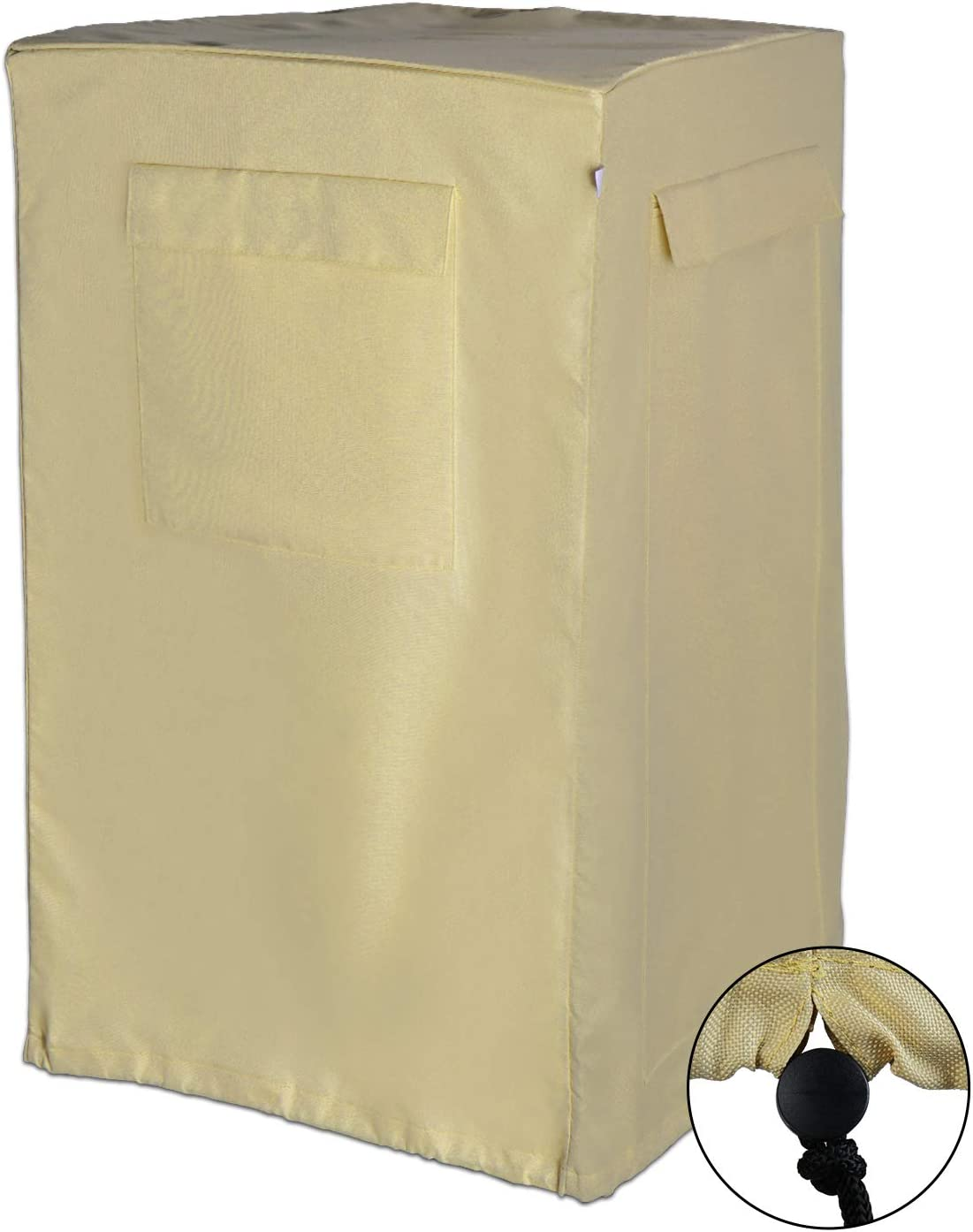 TURBRO Portable Air Conditioner Cover, Anti-Dust Storage Bags, Fits up to 21.7 x 19.7 x 35 Inches