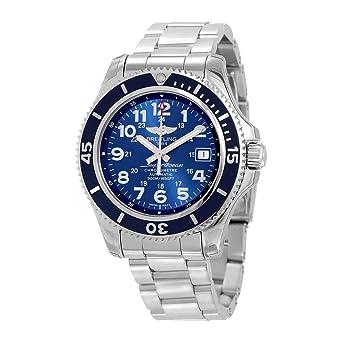 Breitling Superocean II 42 Automaic Mariner reloj para hombre a17365d1/c915ss: Amazon.es: Relojes