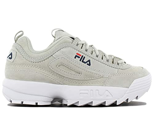 Fila Women Sneakers Heritage Disruptor S Low: Amazon.co.uk ...
