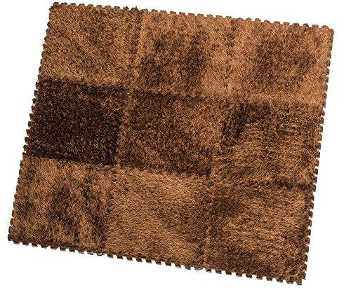 HemingWeigh Fuzzy Area Rug Velvet like