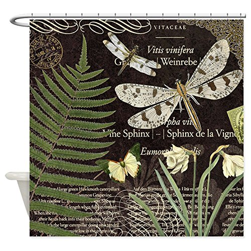 CafePress Heather NATURAL dragonflies Decorative product image