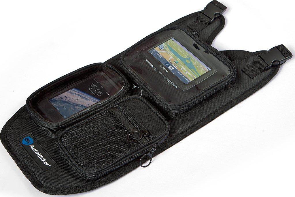 Autokicker Tankstation Two Phone & Gps Tank Holder For Motorbikes & Motorcycles Autokicker®