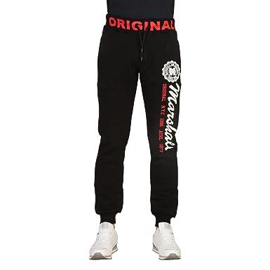 Marshall Original HP 407 Pantalon de jogging Homme Noir M  Amazon.fr ... 993b5ceda88