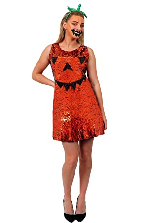 Sexy pumpkin outfit