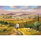 Jerusalem Hills 1000 piece puzzle