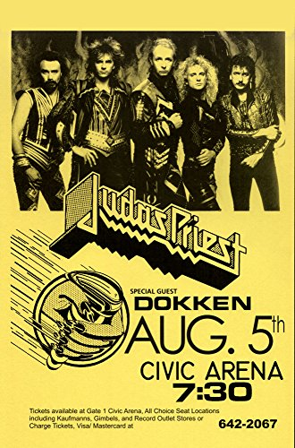 Judas Priest Poster - 4