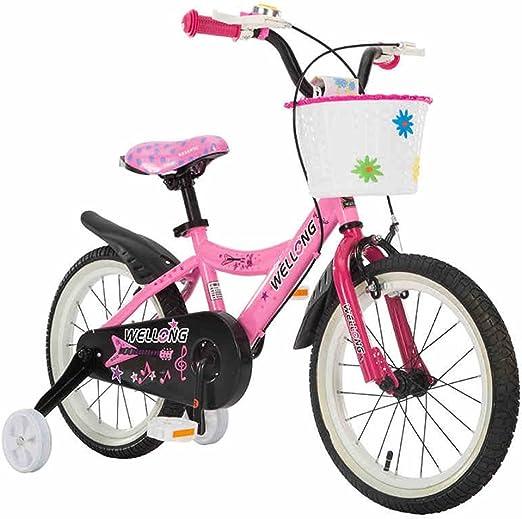 XQ- Niño Bicicleta Niña 12 Pulgadas Chica Buggy Bicicleta Sección ...