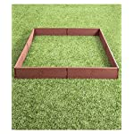The Lakeside Collection Raised Garden Bed Set for Vegetable and Flower Gardening 10 Perfect for vegetable or flower gardening, this convenient kit is the perfect gift for moms and dads trying to enhance the look of their yard or other outdoor space Easily assembles into one large garden box or two smaller raised beds. 8 stakes ensure this garden kit is securely planted into the ground and stays in place. Not only can you choose to use it in a one- or two-box configuration, but there are other shapes and designs you can go with to enhance the utility of this planter with raised walls.