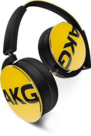 AKG Y50 - Auriculares de diadema cerrados (3.5 mm/6.35 mm, 32 ohmios