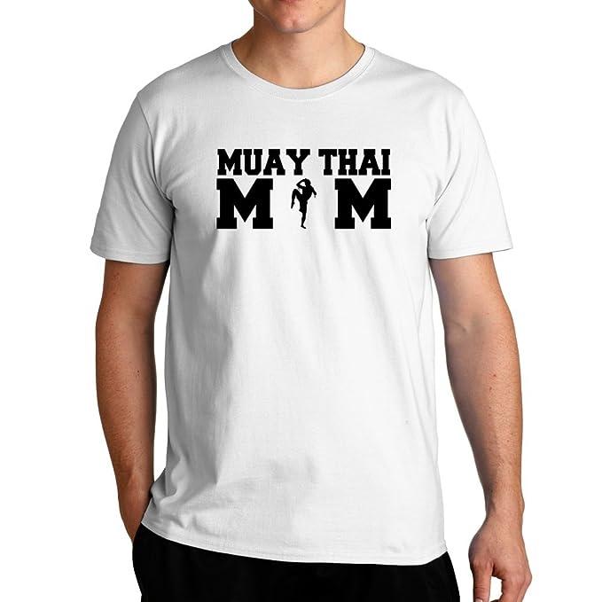 Eddany Muay Thai mom Camiseta