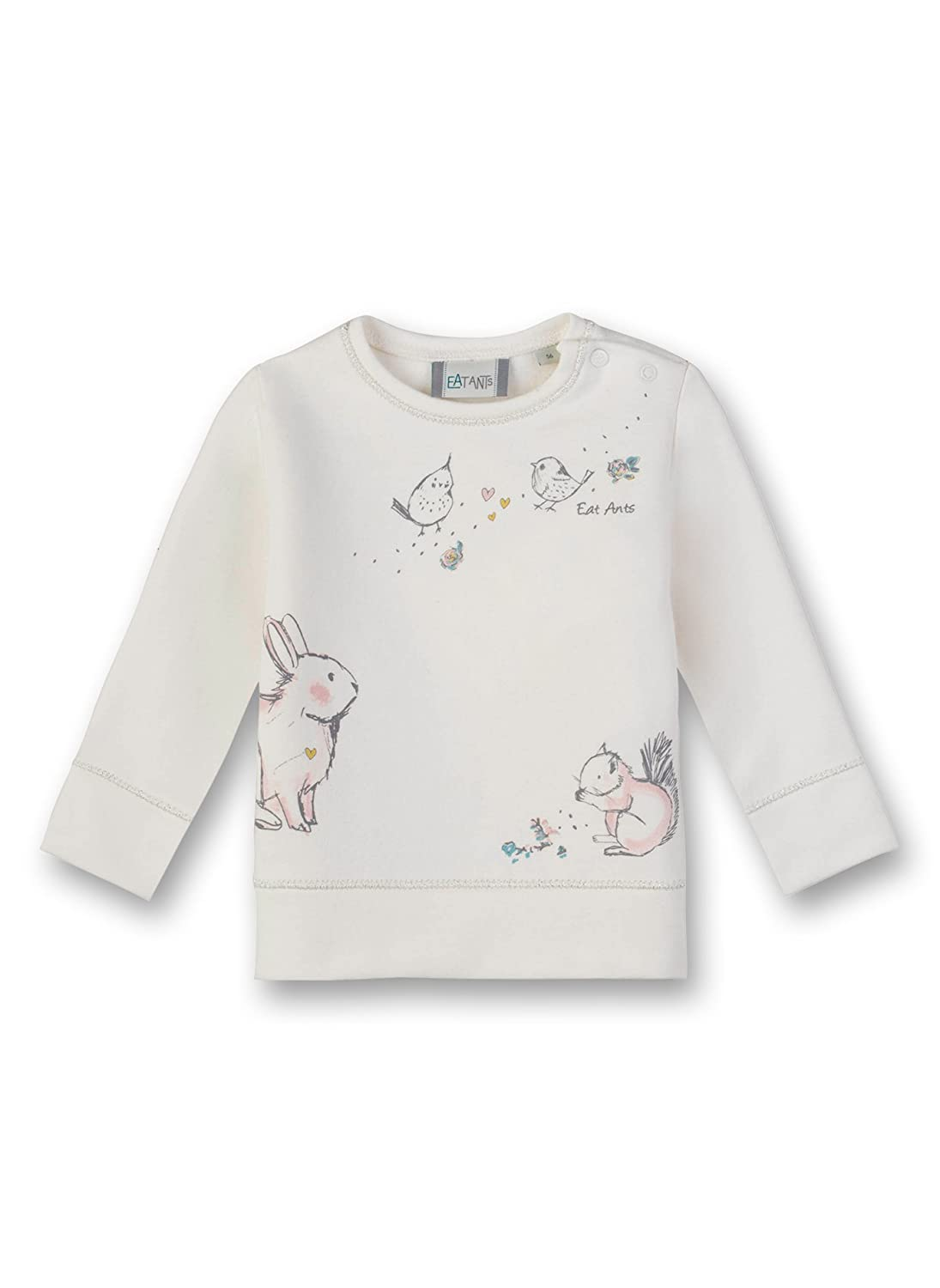 Sanetta Baby Girls Sweatshirt 114373.0