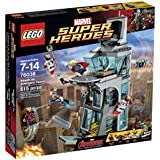 LEGO Superheroes Attack on Avengers Tower
